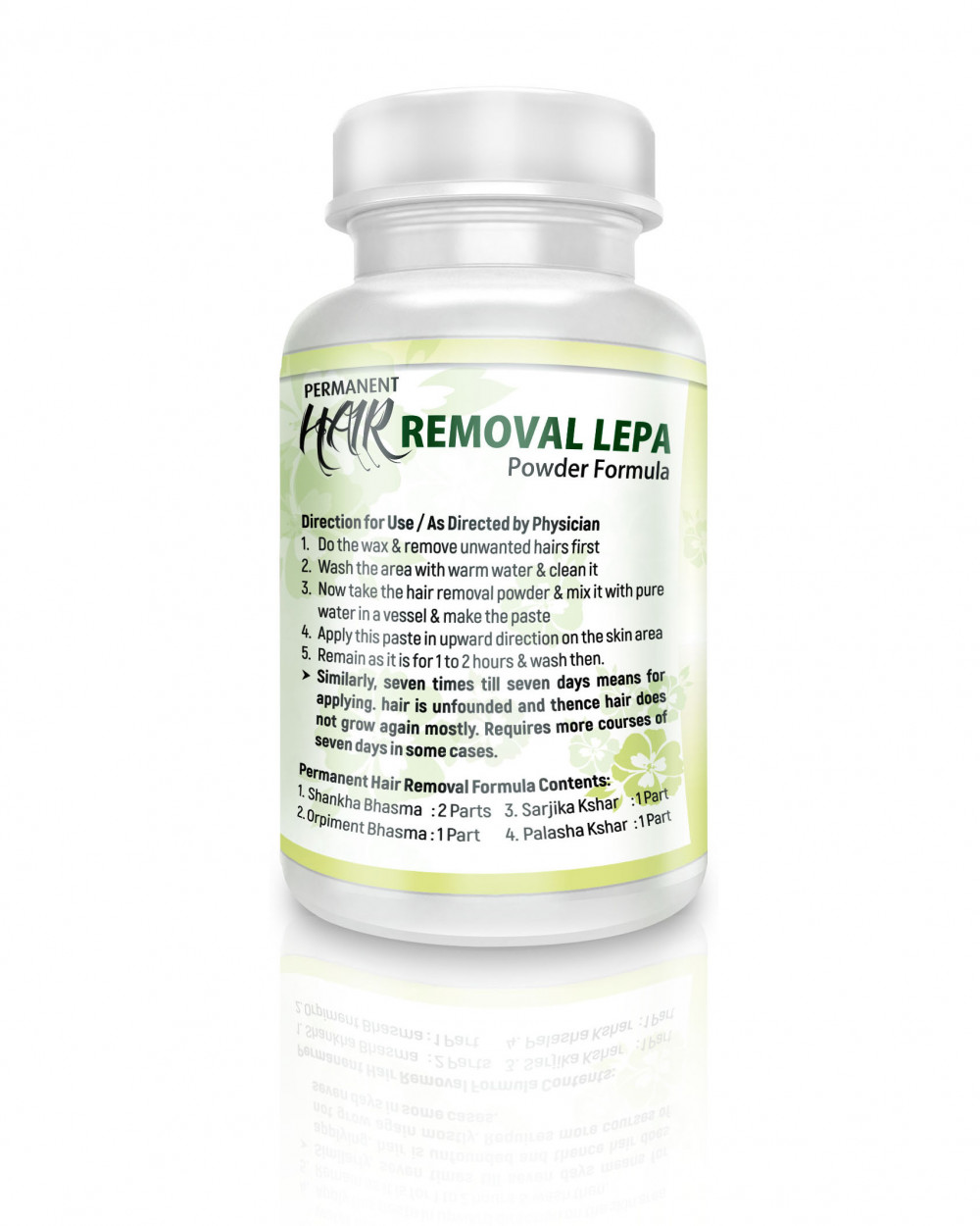 Buy Permanent Hair Removal Lepa Powder 90gms To Remove